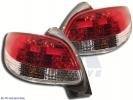 Náhled: Zadní světla LED na Peugeot 206