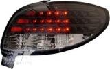 Náhled: Zadní světla LED na Peugeot 206 CC - PRODÁNO