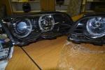 Náhled: Přední světla Angel Eyes na BMW E46 Coupé r.v. 01-03
